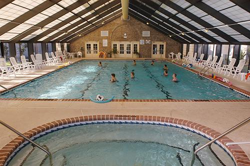 Members Club Pool